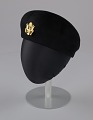 View Women's US Army Service beret worn by Brigadier General Hazel Johnson-Brown digital asset number 1