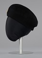 View Women's US Army Service beret worn by Brigadier General Hazel Johnson-Brown digital asset number 3