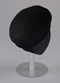View Women's US Army Service beret worn by Brigadier General Hazel Johnson-Brown digital asset number 6