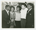 View Photograph of McDew, Hansberry, Simone, Bikel, and Forman digital asset number 0