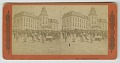 View A stereographic postcard of Howard University in the late 19th century digital asset number 0