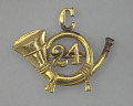 View Insignia from the 24th Infantry Regiment, Company C digital asset number 2