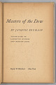 View <I>Master of the Dew: A Novel of Haiti</I> digital asset number 3