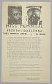 View Handbill for Martin Luther King, Jr. Mass Memorial digital asset number 0
