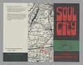 View Promotional pamphlet for Soul City digital asset number 0
