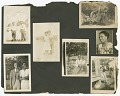 View Page of a photograph album from Tulsa, Oklahoma digital asset number 0
