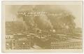 View <I>Little Africa On Fire (Tulsa Race Riot June 1st. 1921)</I> digital asset number 0