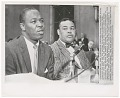 View Photograph of Joe Louis and William Rowe digital asset number 0