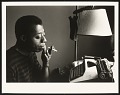 View <I>James Baldwin by His Typewriter, Istanbul 1966</I> digital asset number 0