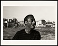 View <I>James Baldwin on a water taxi, crossing the Golden Horn, Istanbul 1965</I> digital asset number 0