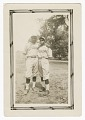 View Photograph of two baseball players digital asset number 0