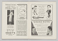 View Theatre program for Grand Hotel digital asset number 1