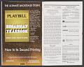 View Playbill for Bridge & Tunnel digital asset number 1