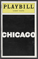 View Playbill for Chicago digital asset number 0