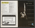 View Playbill for Chicago digital asset number 2