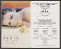 View Playbill for Aida digital asset number 10