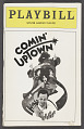 View Playbill for Comin' Uptown digital asset number 0
