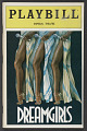 View Playbill for Dreamgirls digital asset number 0