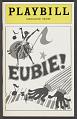 View Playbill for Eubie! digital asset number 0