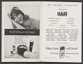 View Playbill for Hair digital asset number 9