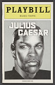 View Playbill for Julius Caesar digital asset number 0