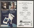 View Playbill for Kennedy's Children digital asset number 5