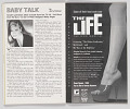 View Playbill for The Life digital asset number 9