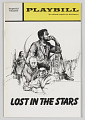 View Playbill for Lost in the Stars digital asset number 0