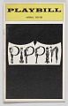 View Playbill for Pippin digital asset number 0