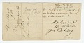 View Bond for the hire of enslaved man named Harry by the Virginia Central Railroad digital asset number 2