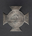 View Silver badge for Alexander Hill of the 54th Massachusetts Infantry digital asset number 0