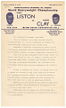 View Press kit for Sonny Liston versus Cassius Clay Championship Fight digital asset number 17