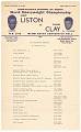View Press kit for Sonny Liston versus Cassius Clay Championship Fight digital asset number 20