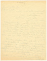 View Letter to the Musicians' Protective Association from Duke Ellington digital asset number 1