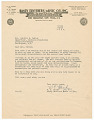 View Letter to Dorothy Porter from W.C. Handy digital asset number 0