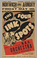 View Poster for The Four Inkspots and the N.B.C. Orchestra digital asset number 1