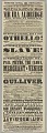 View Playbill for Ira Aldridge in Othello and The Slave at the Theatre Royal digital asset number 2