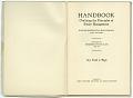 View <I>Handbook Outlining the Principles of Senior Management</I> digital asset number 2