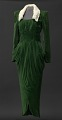View Green velvet dress worn by Lena Horne in the film Stormy Weather digital asset number 0