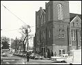 View <I>Auburn Avenue in Atlanta, Georgia Wednesday morning January 15, 1969</I> digital asset number 0