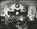 View <I>Inside Ebenezer Baptist Church during first memorial to Dr. King, 1969</I> digital asset number 0