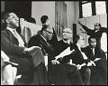 View <I>Dr. Wendell P. Whalum of Morehouse College conducts the Morehouse College Glee Club</I> digital asset number 0