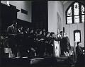 View <I>The Renowned Dr. J. DeKoven Killingsworth, conducting the Clark College Philharmonic Society</I> digital asset number 0