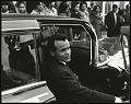 View <I>Harry Belafonte prepares to go inside Ebenezer Baptist Church for Dr. King's memorial service</I> digital asset number 0