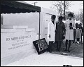 View <I>Students from the Atlanta University Center visit Dr. Martin Luther King's Tomb at Southview Cemetery</I> digital asset number 0