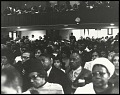 View <I>Audience at First Memorial to Dr. Martin Luther King, Jr. held at Ebenezer Baptist, 1969</I> digital asset number 0