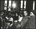 View <I>Harry Belafonte Jr. seated with Mrs. Coretta Scott King and her children</I> digital asset number 0