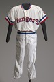 View Texas Rangers baseball uniform jersey worn by Charley Pride digital asset number 0