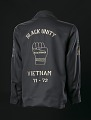 View Vietnam tour jacket with black power embroidery digital asset number 0