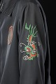 View Vietnam tour jacket with black power embroidery digital asset number 3